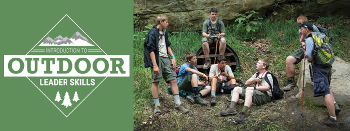 IOLS Outdoor Leadership Banner