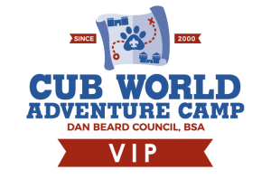 Cub World VIP Program Logo 2021